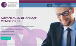 上海团客教育与英国国际专业会计师公会(IAAP)中国代表处签约